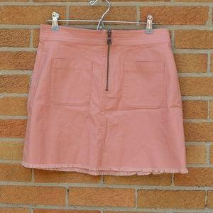 New Madewell Skirt